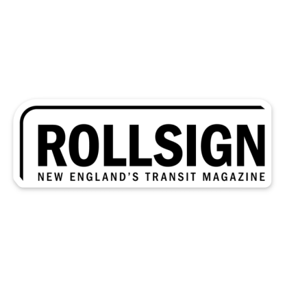 RollSign Logo Sticker