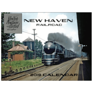 New Haven Railroad 2019 Calendar