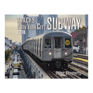 Tracks of the NYC Subway 2018