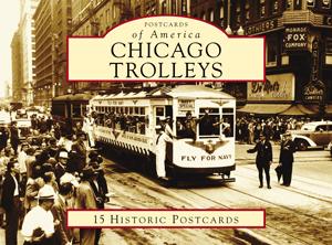 Chicago Trolleys Postcard Pack