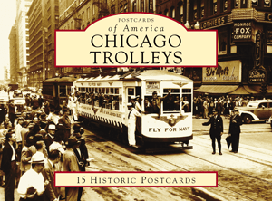 Chicago Trolleys Postcard Pack