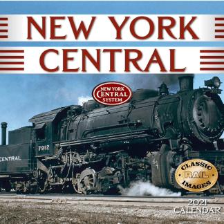 New York Central 2021 Calendar