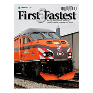First & Fastest, Spring 2019