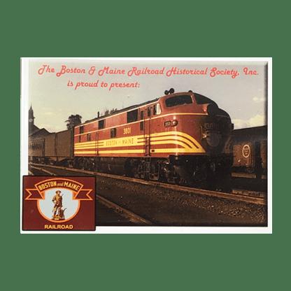 Boston & Maine Memories