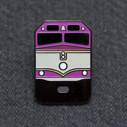 Boston Commuter Rail Pin