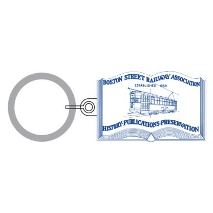 BSRA Logo Keychain