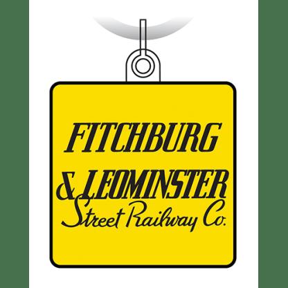 Fitchburg & Leominster Keychain