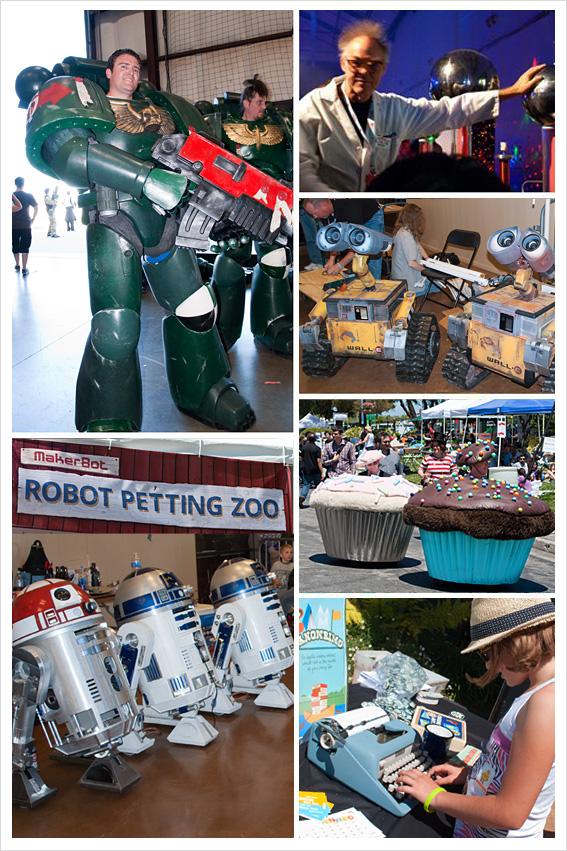 8th Annual Bay Area Maker Faire, San Mateo, CA