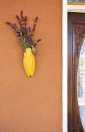 It's the small touches that makes a house a home.