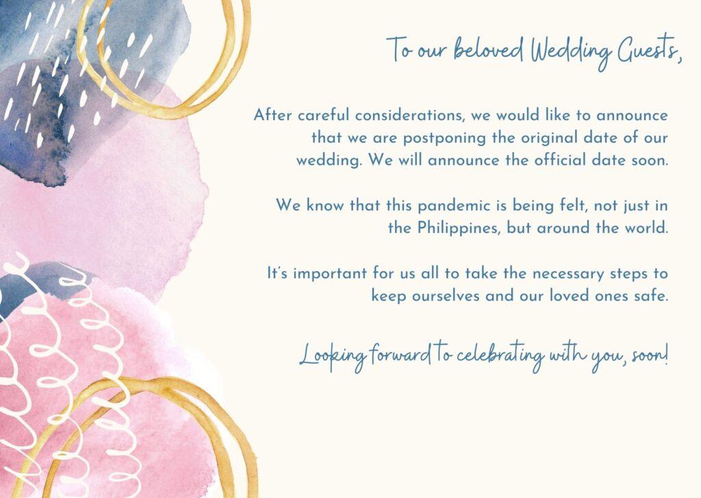 wedding invitation format for your diy