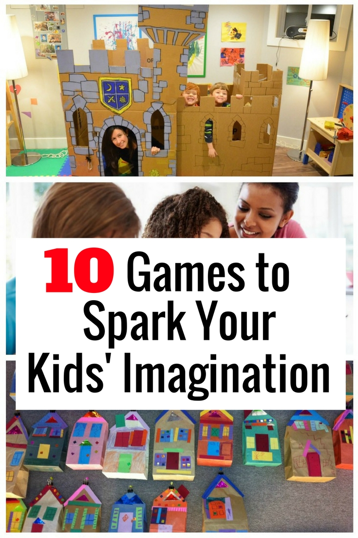 No Gadgets Required 10 Games To Spark Your Kids' Creativity  The Budget Diet