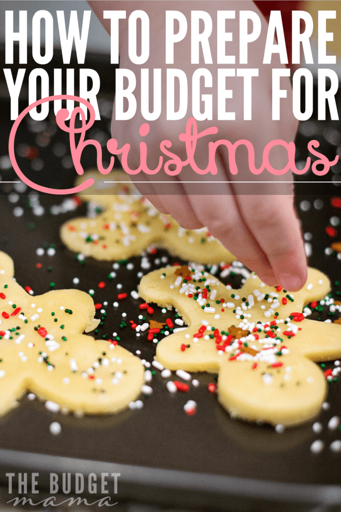 How to Prepare Your Budget for Christmas from The Budget Mama [Weekly Round-Up at High-Heeled Love]