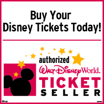 Buy your Disney tickets from The Original Ticket Center