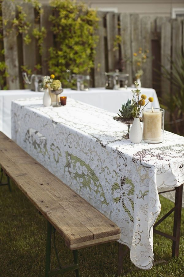 planning a budget tablescape