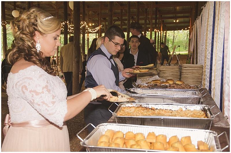 8K BBQ Wedding  The Budget Savvy Bride