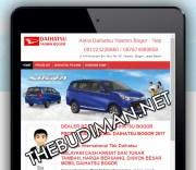 Jasa Pembuatan Website Sales Mobil