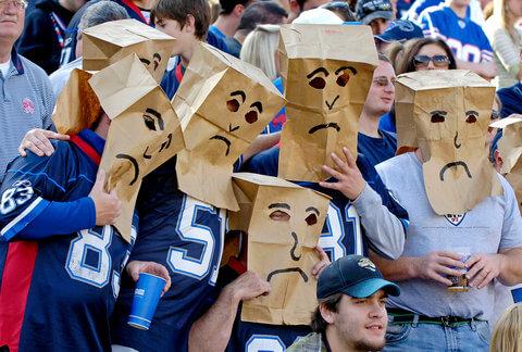 Sad Bills fans