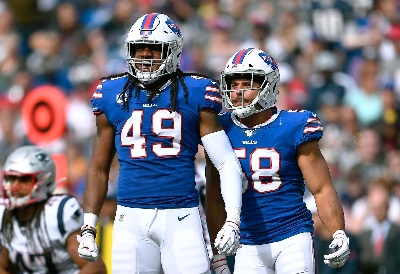 Tremaine Edmunds: The Core of the Buffalo Bills Defense - Buffalo Fanatics  - Buffalo Bills