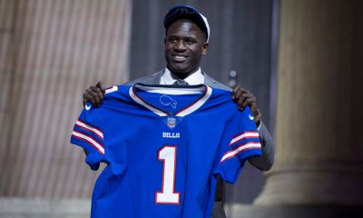Tre White Bills NFL Draft