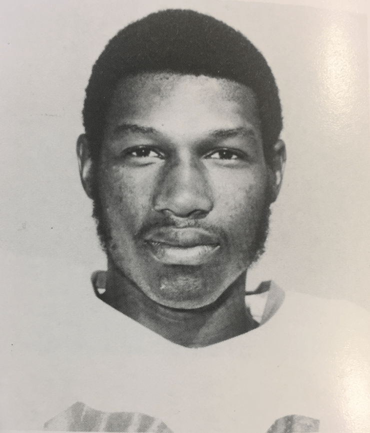 Young Leslie Frazier