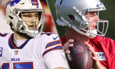Buffalo Bills vs. Lions preseason game