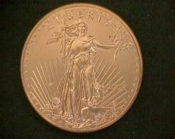 Saint Gaudens 1/10 Ounce Gold