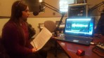 Producer Karla Weidenboerner co-hosting the Buffalo Review on March 2.