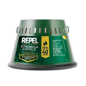 Repel Insect Repellent Citronella Candle, Triple Wick