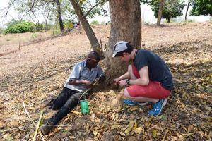 art de récolter les termites par the bug trotters