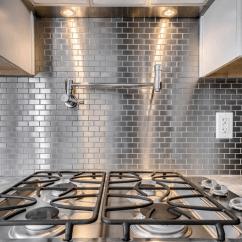 Brick Backsplash For Kitchen Tiles Size Metal | The Builder Depot Blog