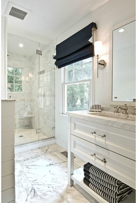 Hamptons Style Bathrooms  Inspired Space  The Builders Wife