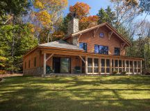 Project Update: A Sustainable Family Lake House | The ...
