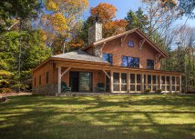 New Hampshire Lake Home Designs