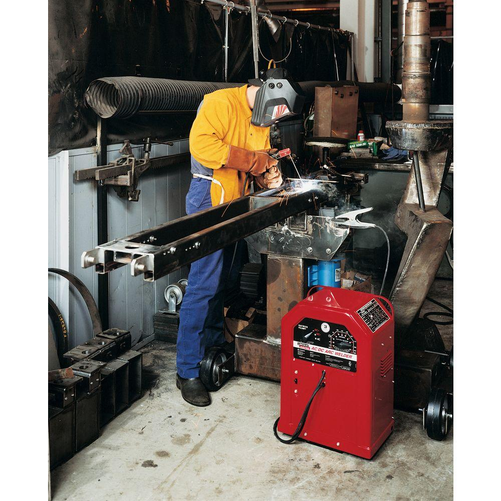 medium resolution of lincoln electric ac dc225 stick welder k1297
