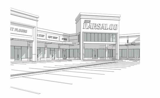 Narsaloo Mall Structural, HVAC, Electrical, Plumbing and