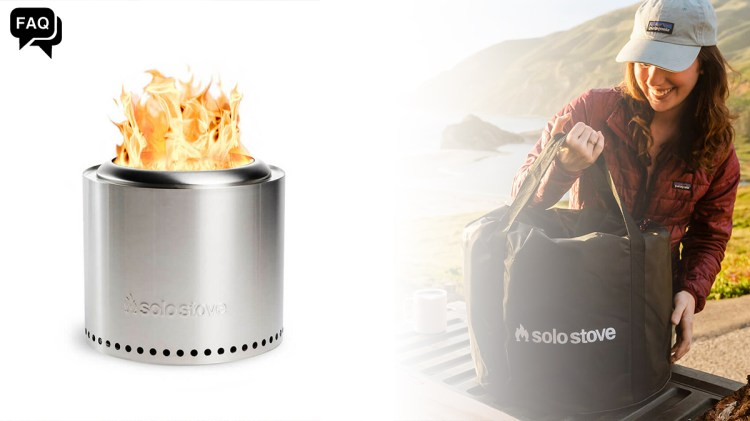 Frequently Asked Questions About The Ranger Fire Pit From Solo Stove