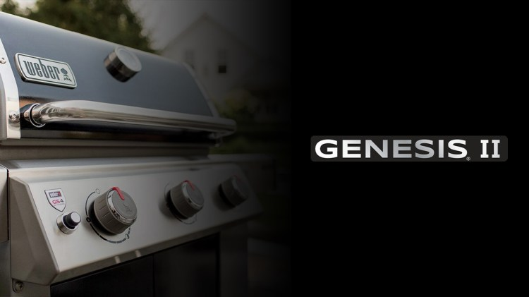 The Genesis II Grill From Weber Grills