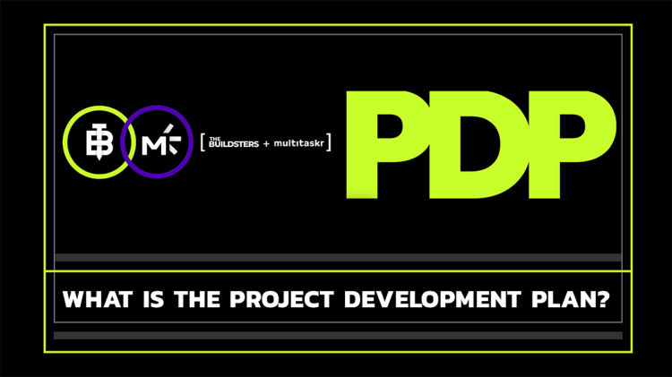 What Is a Project Development Plan (PDP)?