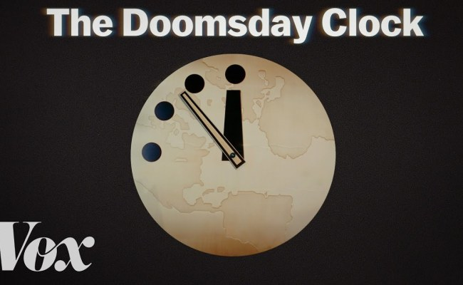 Doomsday Clock Bulletin Of The Atomic Scientists