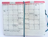 My April monthly calendar--ick.