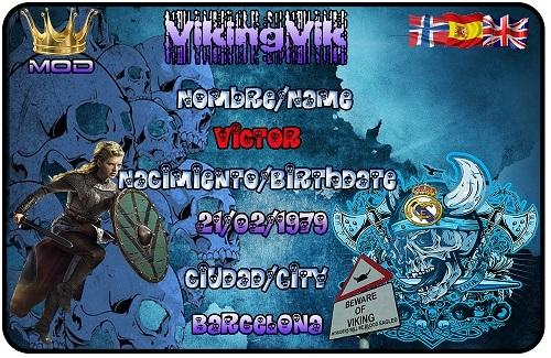 VikingVik perfil