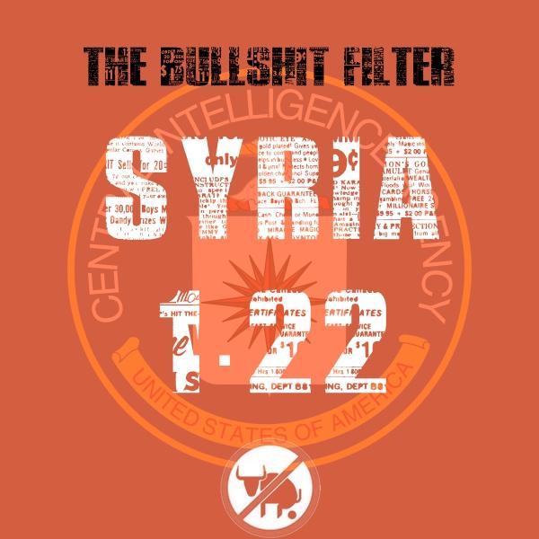 Syrian Civil War 1.22