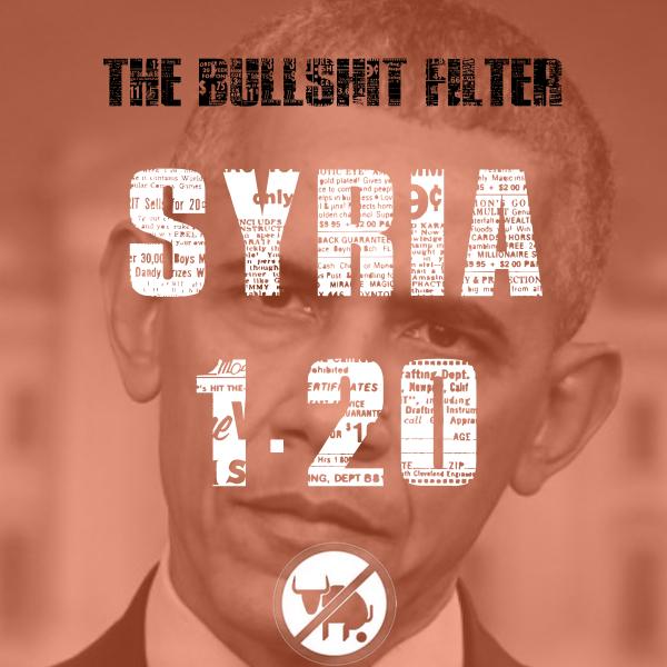 Syrian Civil War 1.20