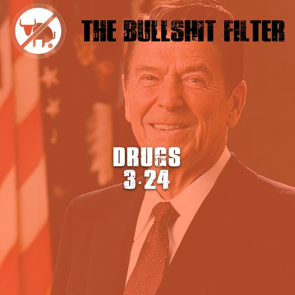 War On Drugs 3.24 – Say No To Drugs