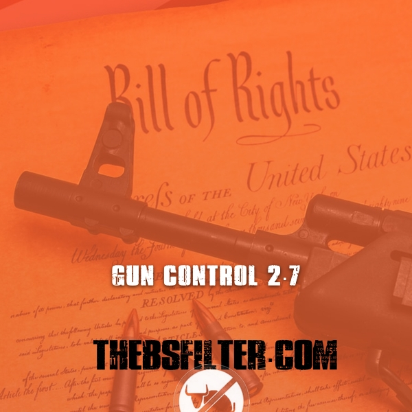 GUN CONTROL 2.7