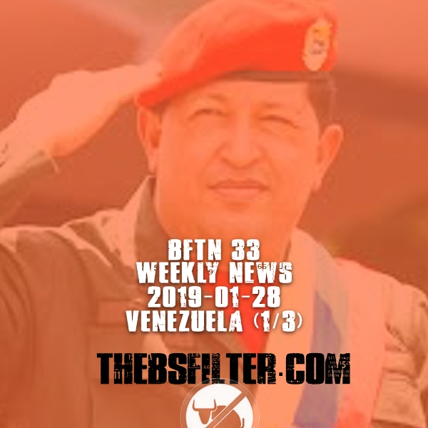 WEEKLY NEWS ROUNDUP #33 – Venezuela (1/3)
