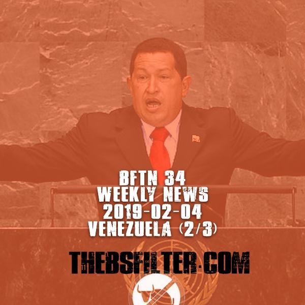 WEEKLY NEWS ROUNDUP #34 – Venezuela (2/3)