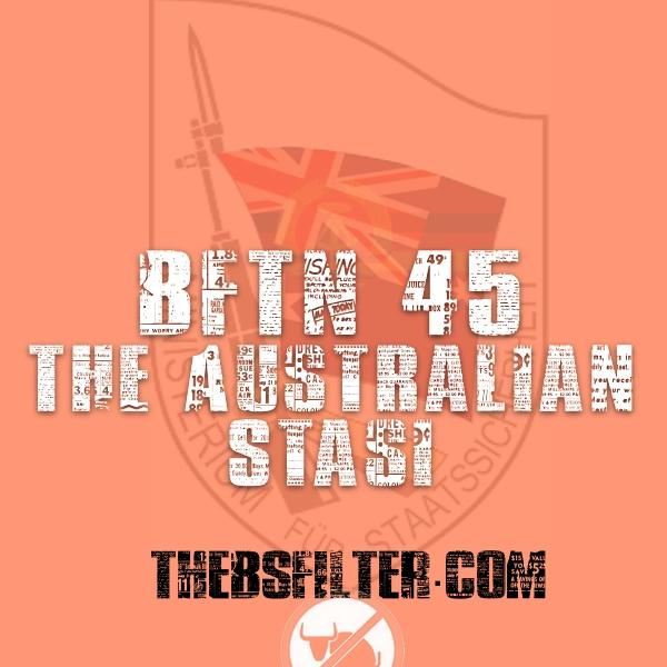 BFTN 45 – The Australian Stasi