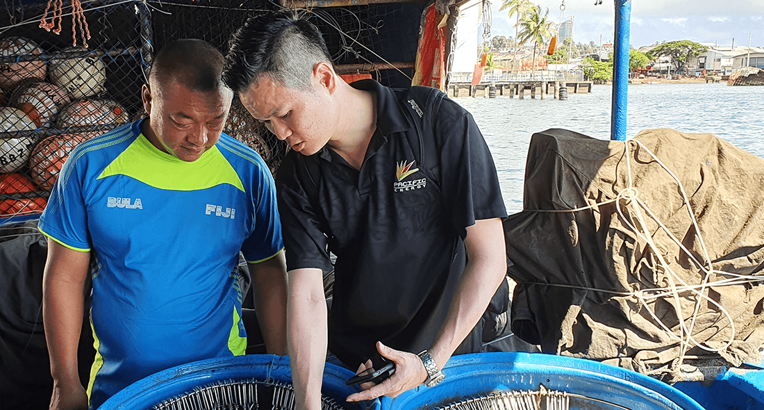 Training Tuna Vessel Owners on Best Practices in Fiji and Taiwan