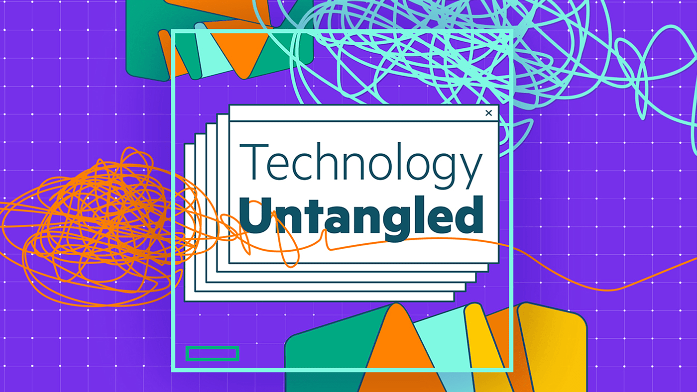 "In Blockchain We Trust: CIO Tony Costa on ""Technology Untangled"""